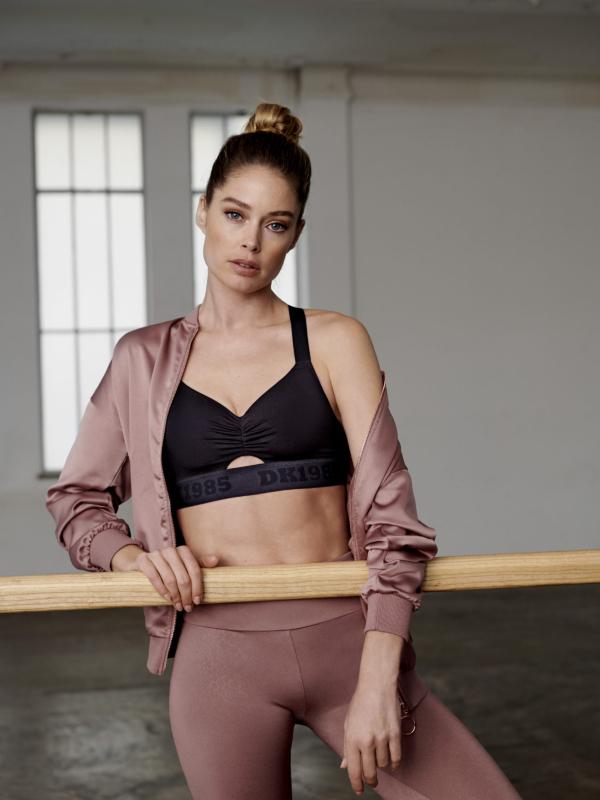 Daucen Krus predstavlja kolekciju sportske odeće za ples
