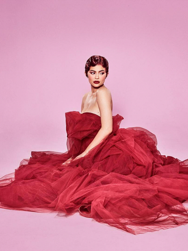Kajli Džener lansirala kolekciju šminke za Dan zaljubljenih