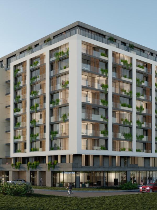 ZepTerra – stambeni kompleks savremene arhitekture i raskošnih zelenih površina