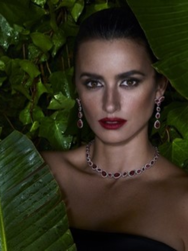 Amazonka: Penelope Kruz u kampanji Atelier Swarovski