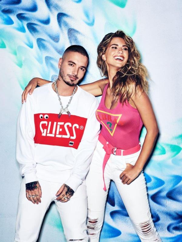 Muzička superzvezda J Balvin lice nove Guess kampanje za proleće 2019