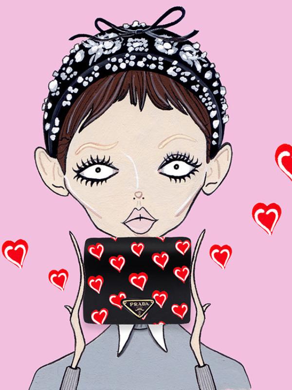 Prada predstavlja slatku kolekciju za Dan zaljubljenih