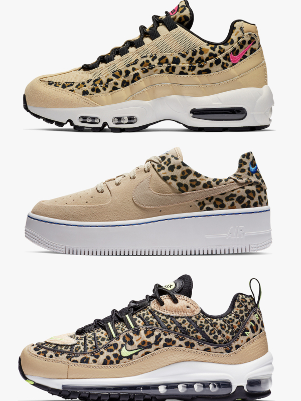 Nike predstavlja set Leopard Pack patika za žene