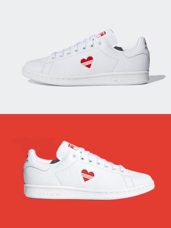 adidas Originals i nova verzija Stan Smith-a za Dan zaljubljenih