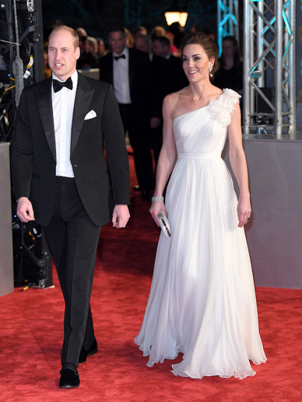 Najbolje obučene zvezde na BAFTA 2019 dodeli nagrada