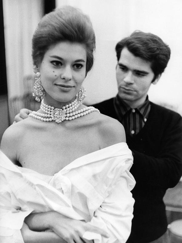 Kako ćemo ga se sećati: retke arhivske fotografije Karla Lagerfelda