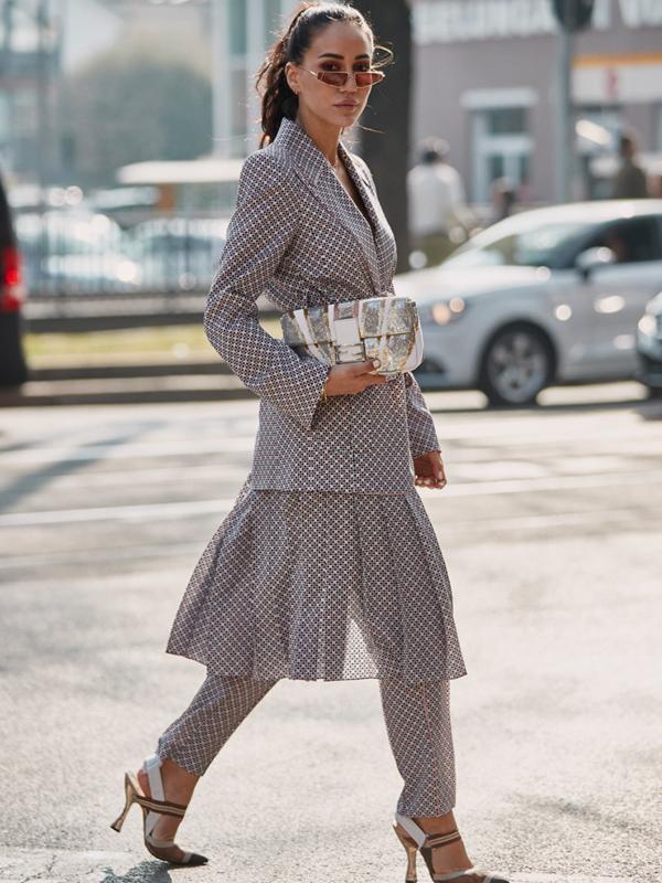 Svi prolećni trendovi na primeru street style zvezda iz Milana
