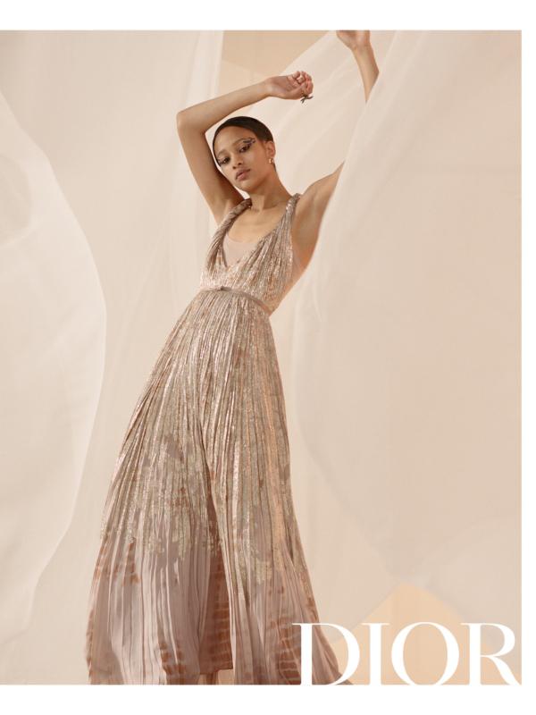 Nežnost i milost: reklamna kampanja Dior proleće/leto 2019