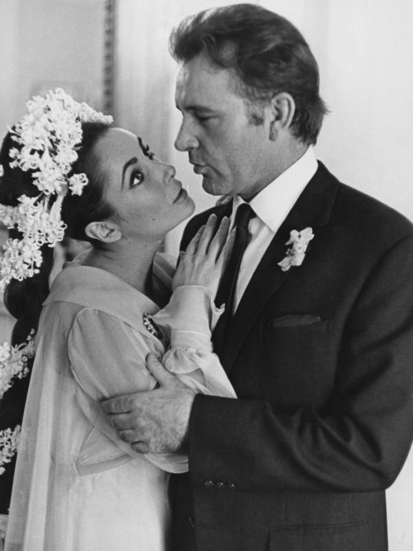 Elizabet Tejlor i Ričard Barton: glavna romansa Holivuda