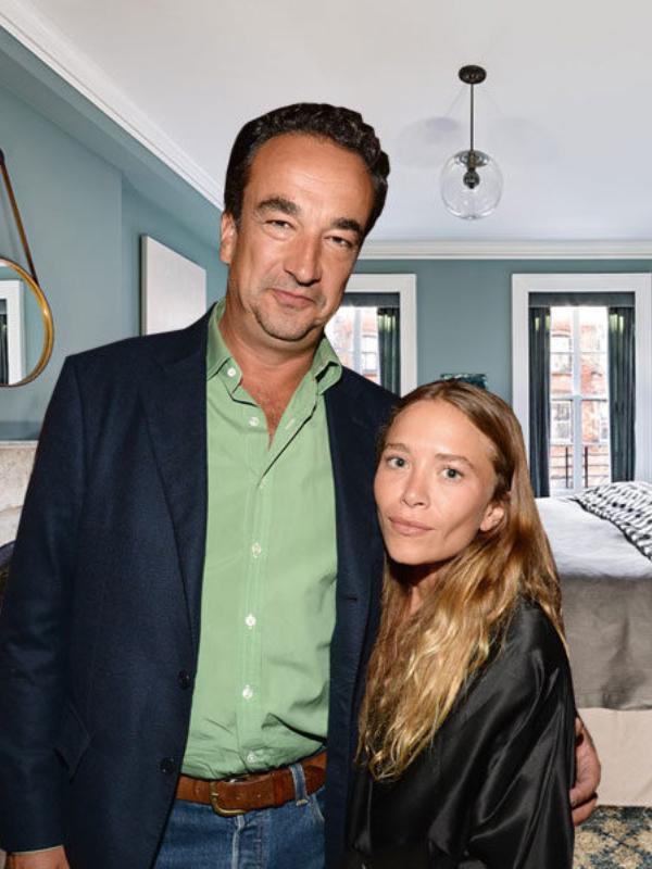 Luksuzna kuća u centru Njujorka – posetili smo Meri-Kejt Olsen i Olivijea Sarkozija