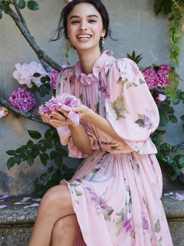 Peony Lovers: nova limitirana kolekcija šminke Dolce & Gabbana