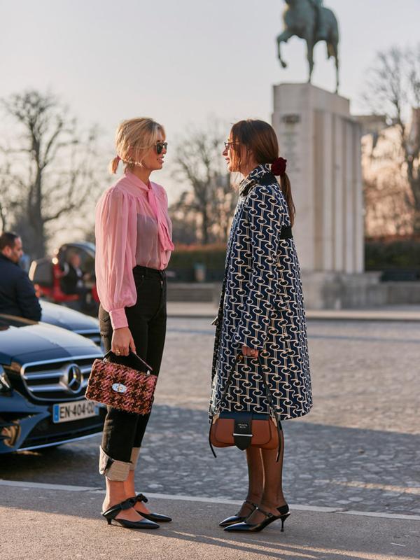 Šta ćemo nositi ovog proleća: ilustrativni primeri sa Paris Fashion Weeka