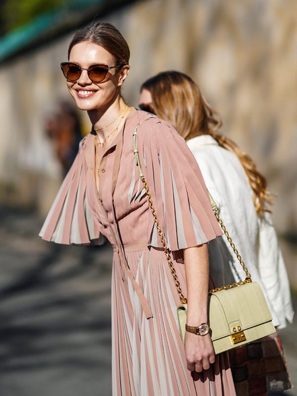 25 najženstvenijih stajlinga Natalije Vodianove koji nikada neće izaći iz mode