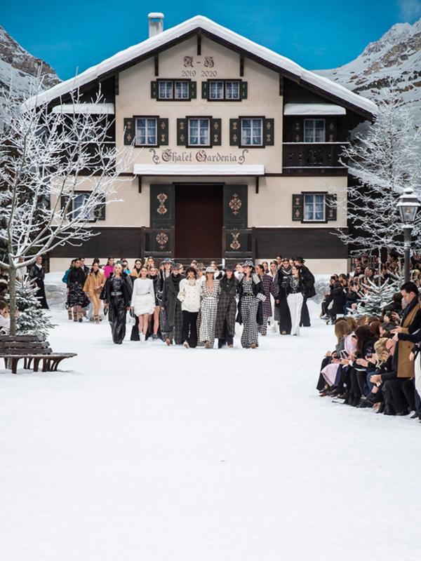 Zimsko kraljevstvo: poslednja kolekcija Karla Lagerfelda za Chanel