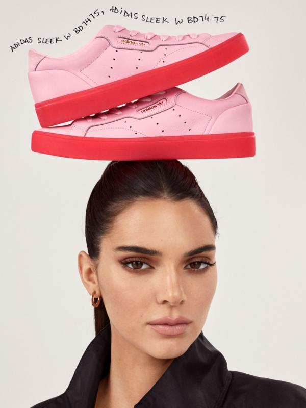 Kendal Džener u novoj kampanji adidas Originals Sleek 2019