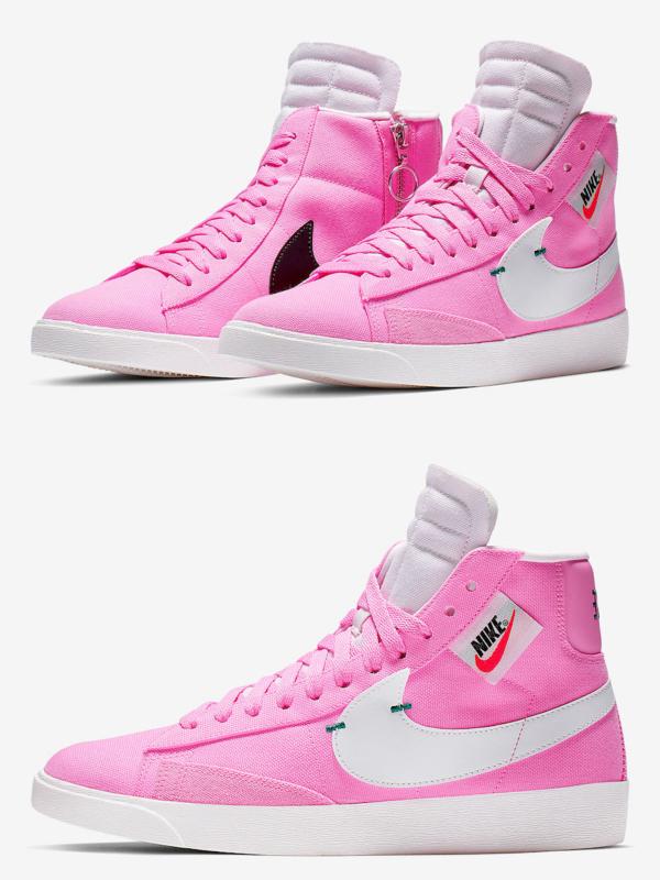 Ružičasto osveženje - Nike Blazer Rebel Mid