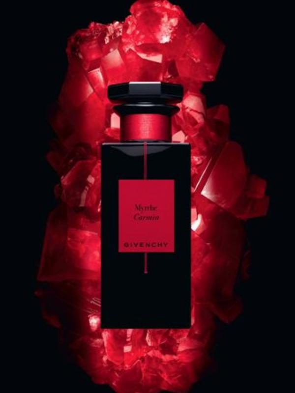 Haute Parfumerie L'Atelier de Givenchy Myrrhe Carmin