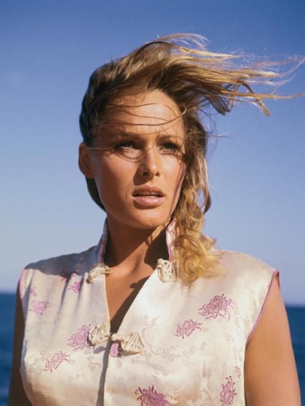 Bondova devojka: 19 starih fotografija glumice Ursule Andres