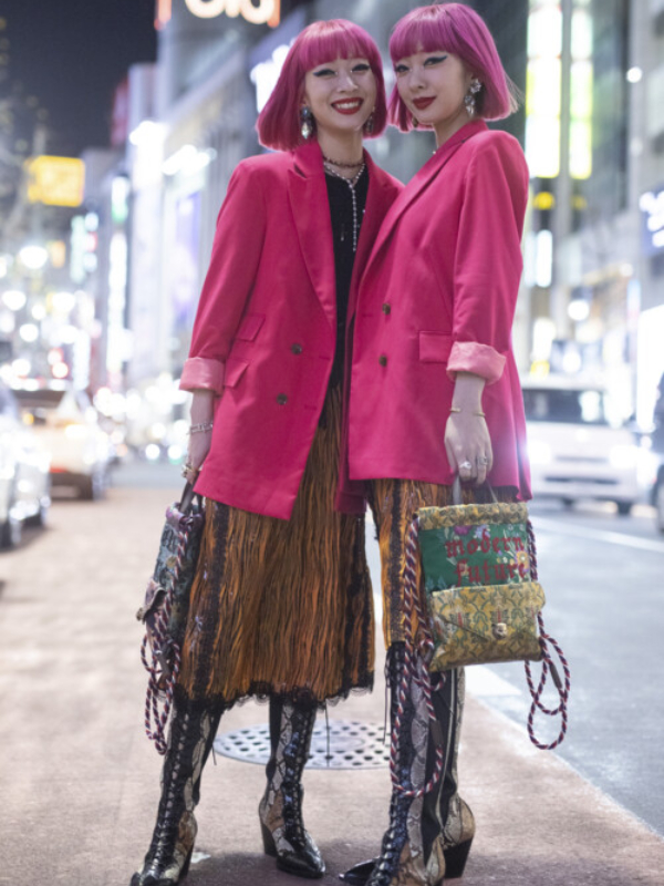 Street style: gosti Tokio Fashion Weeka