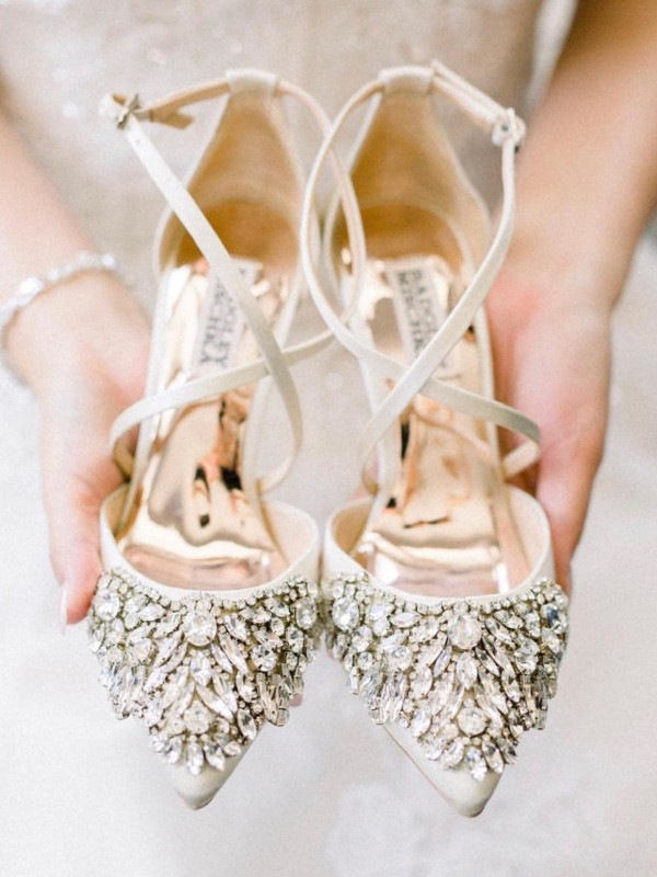 15 pari najlepših svadbenih cipela