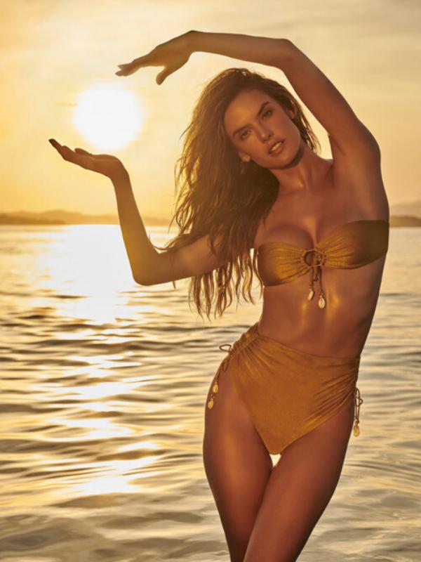 Alesandra Ambrosio lansira brend kupaćih kostima