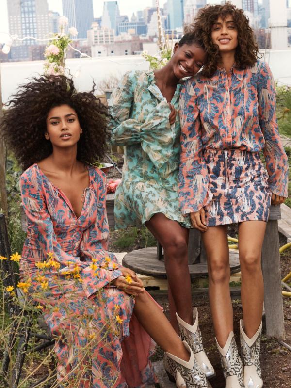 H&M Conscious Exclusive 2019 kolekcija pokazala spoj lepote prirode i održive inovacije na događaju u Los Anđelesu