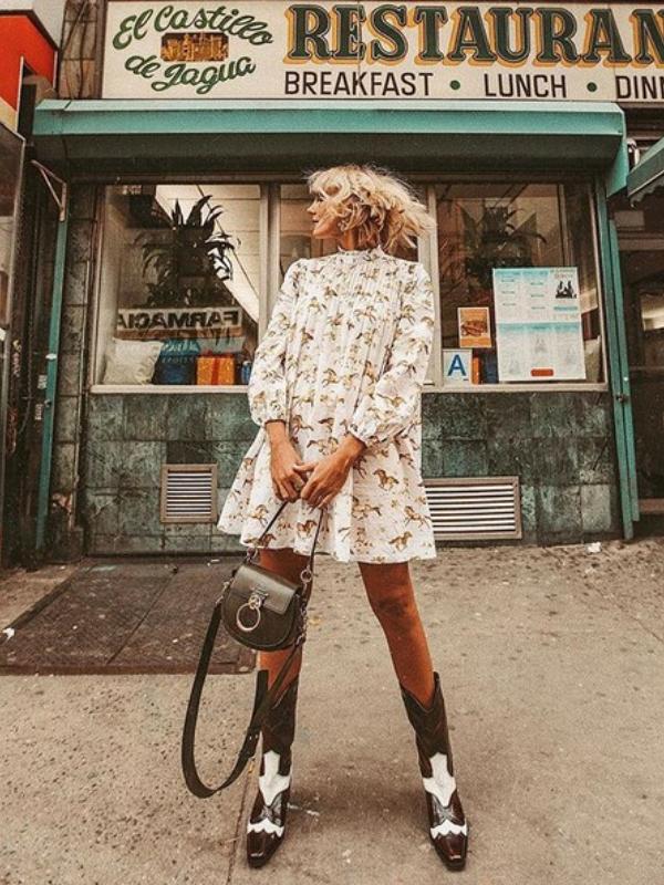 Instagram inspiracija: 5 ideja sa kaubojkama