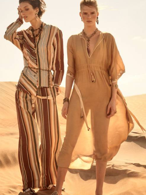 Zara predstavlja boho kolekciju za proleće/leto 2019