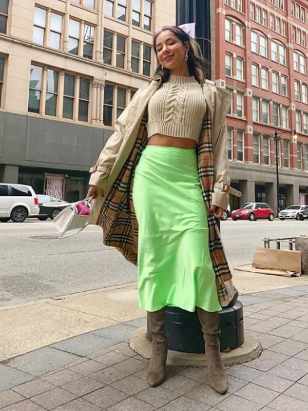 Neon suknja osvaja Instagram