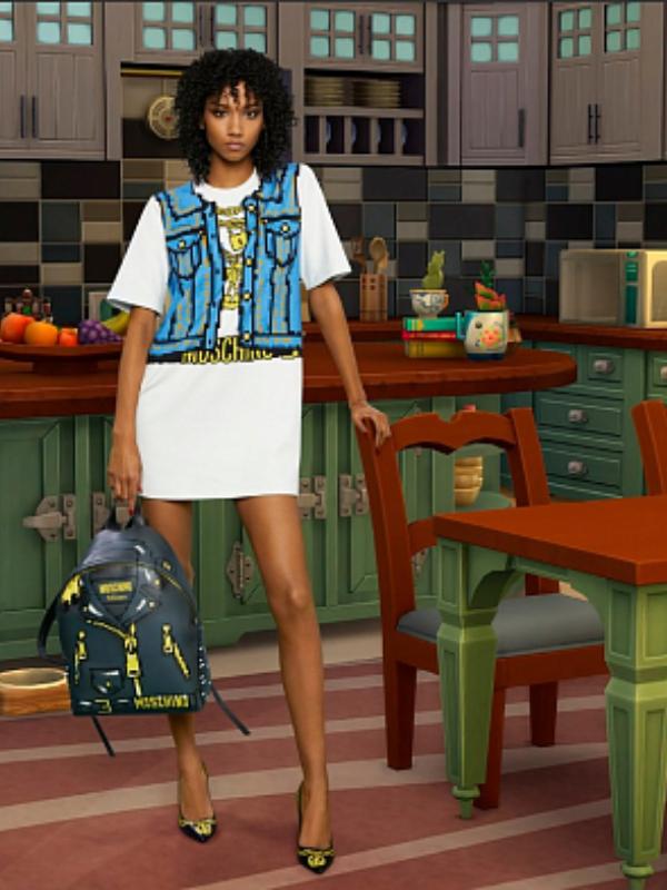 Moschino će lansirati kolekciju odeće inspirisanu igricom The Sims