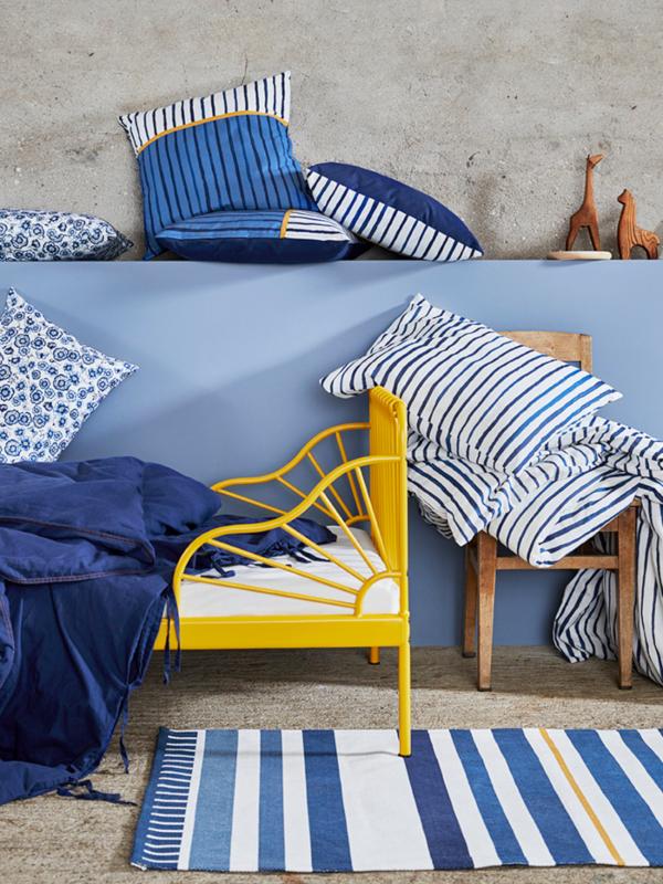 Ikea - prolećna kolekcija u prelepim plavim nijansama