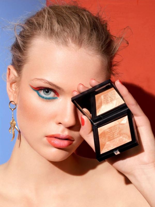 Nova makeup kolekcija - Givenchy Solar Pulse