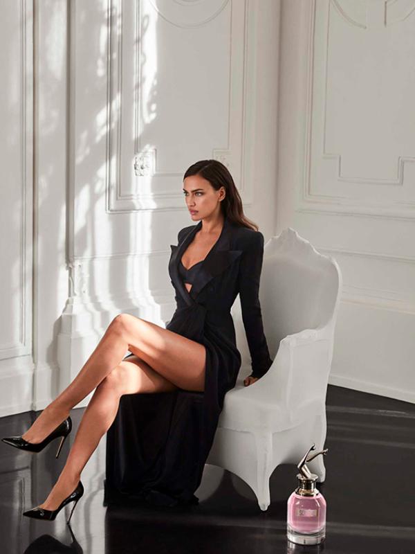Irina Šajk je postala lice novog mirisa Jean Paul Gaultier