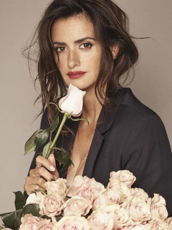 Španska ruža: Penelope Kruz u reklamnoj kampanji Lancome
