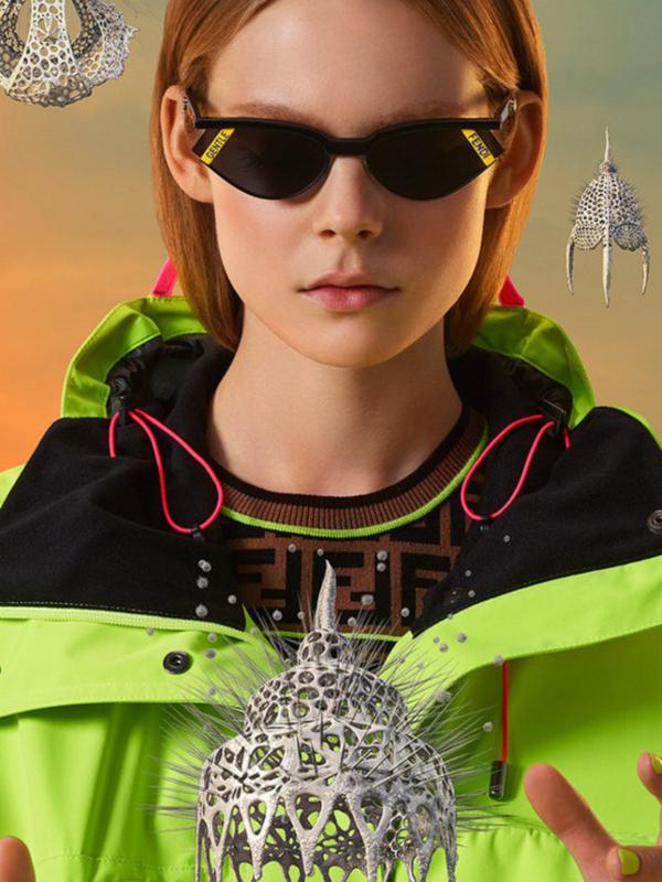 Fendi je lansirao kolekciju naočara sa brendom Gentle Monster