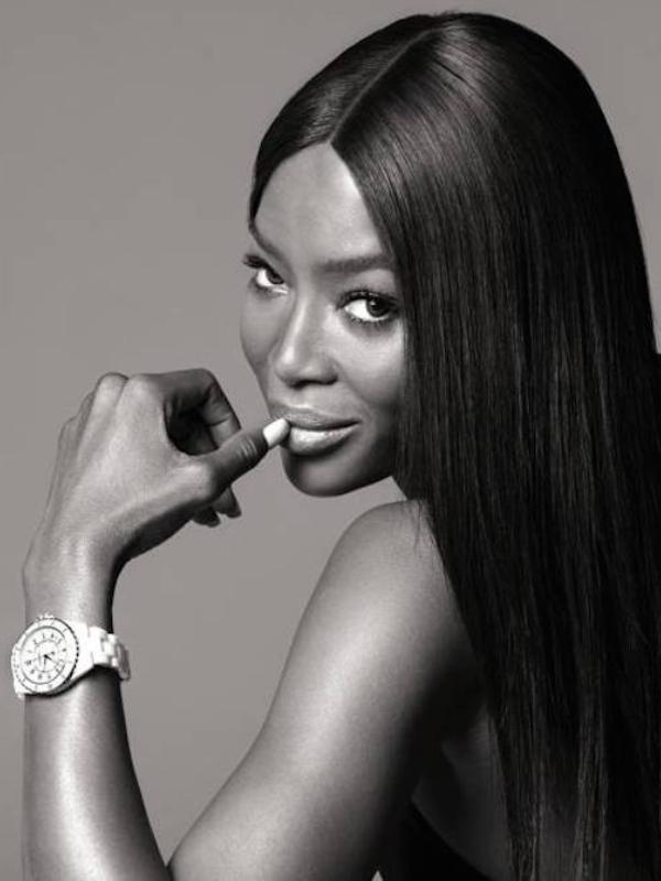 Slavne ličnosti u novoj kampanji satova Chanel J12