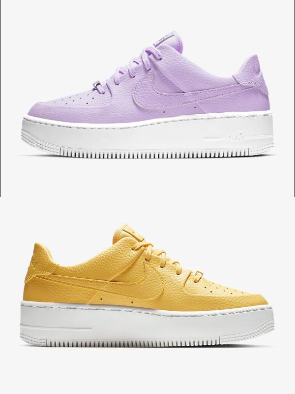 Nike Air Force 1 Sage pojaviće se u dve letnje boje