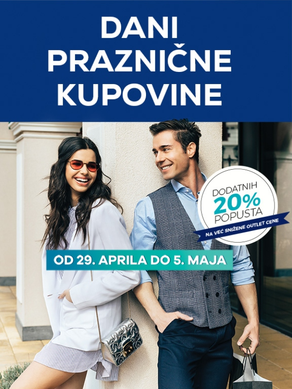 Kuda za vikend? Predlažemo shopping izlet do Fashion Parka!