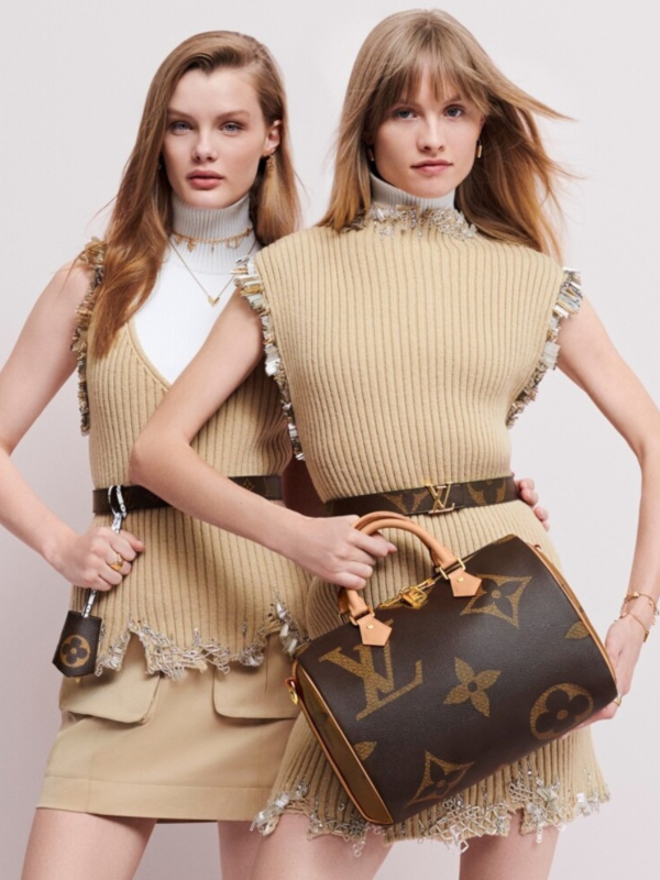 Prepoznatljiv potpis: nova  Louis Vuitton Monogram Giant kolekcija