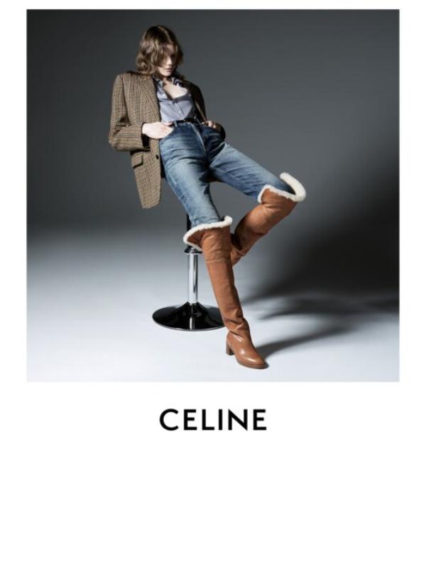 Hedi Slimane predstavlja drugu reklamnu kampanju za Celine