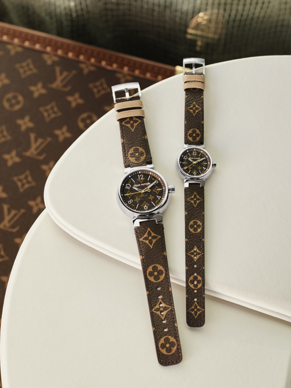 Novi ručni sat - Louis Vuitton Monogram