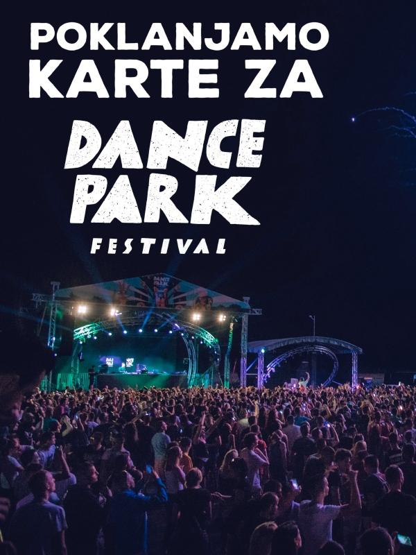 Ovog vikenda u Fashion Parku - POKLANJAMO ULAZNICE ZA DANCE PARK!