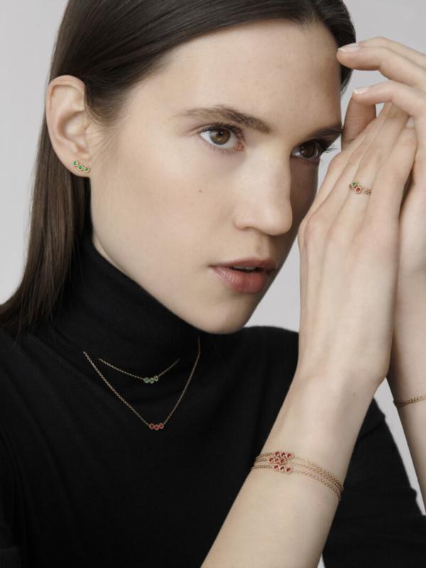 Nova kolekcija Mimi Rose nakita brenda Dior