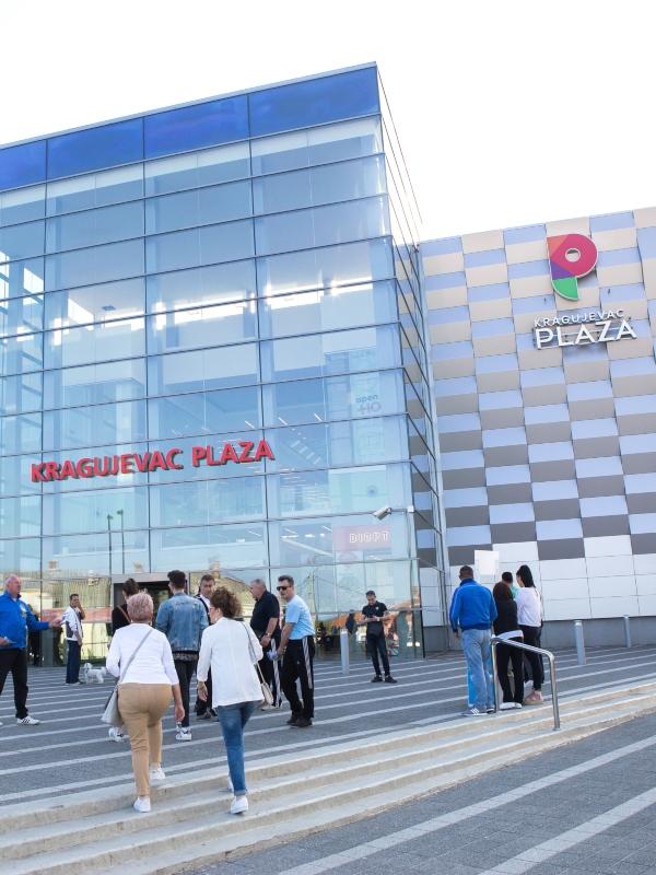 Izveštaj sa događaja – Grazia Shopping Night Kragujevac Plaza, 18. maj 2019.