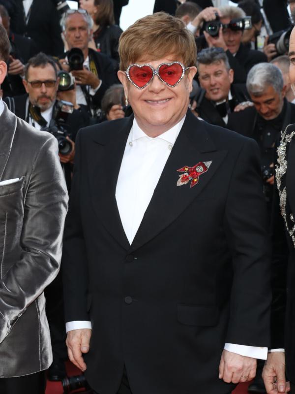 Gucci je lansirao dva para naočara za sunce u čast Eltona Džona