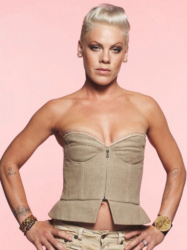 Fitnes saveti pevačice Pink