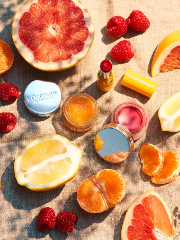 Ruž za usne, piling, balzam: novi proizvodi u liniji dekorativne kozmetike L'Occitane