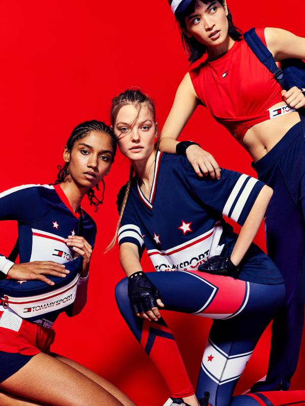 Američki brend Tommy Hilfiger pokrenuo novu Tommy sport kolekciju