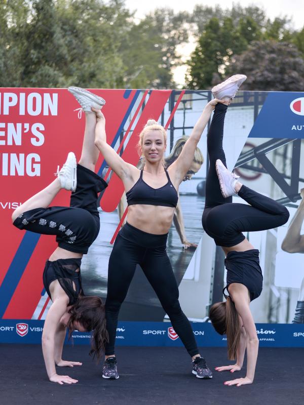 Održan prvi ženski Champion trening na Adi
