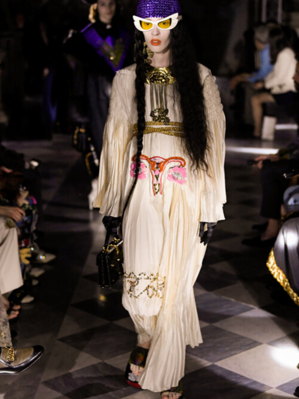 Svet prošlosti: kolekcija Gucci Resort 2020